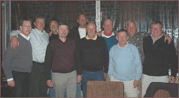 Stromberg Golf Club Young Seniors 2007
